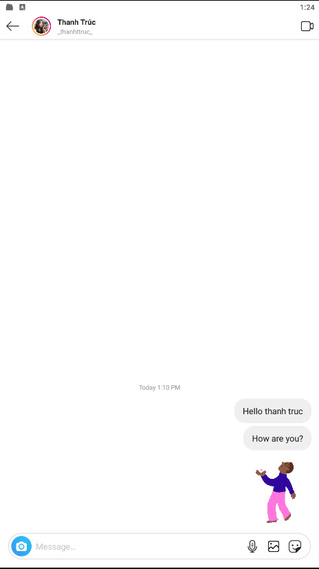 How to Chat on Instagram on PC