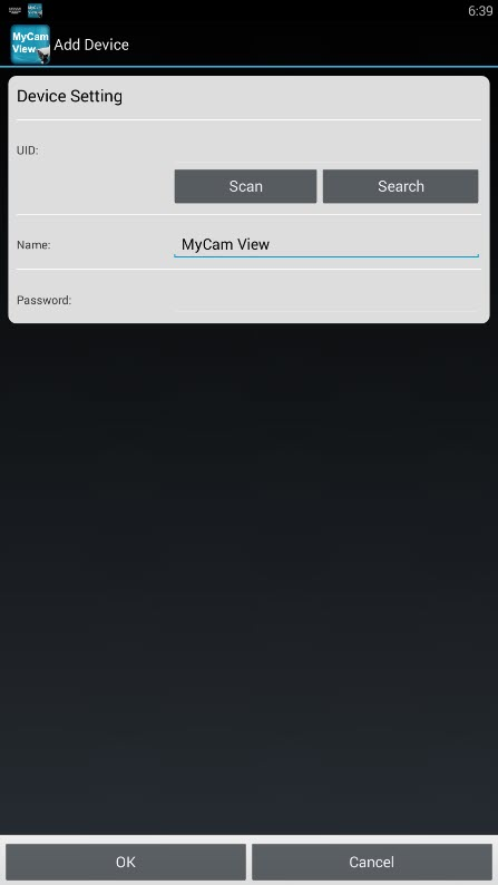 MyCam View For PC