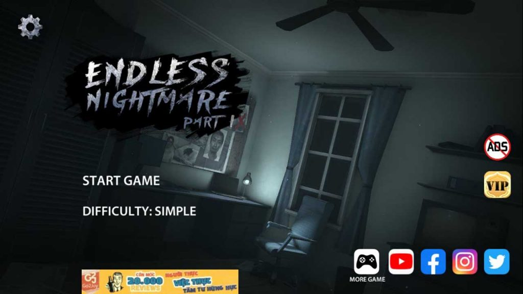 Play Endless Nightmare on PC