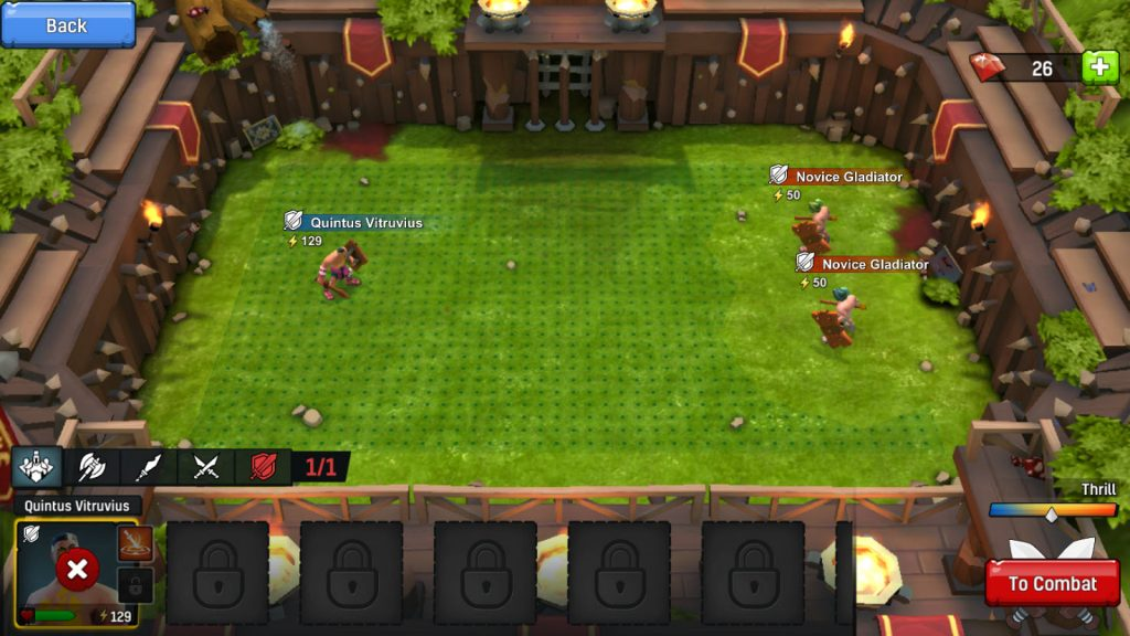 Play Gladiator Heroes Clash on PC