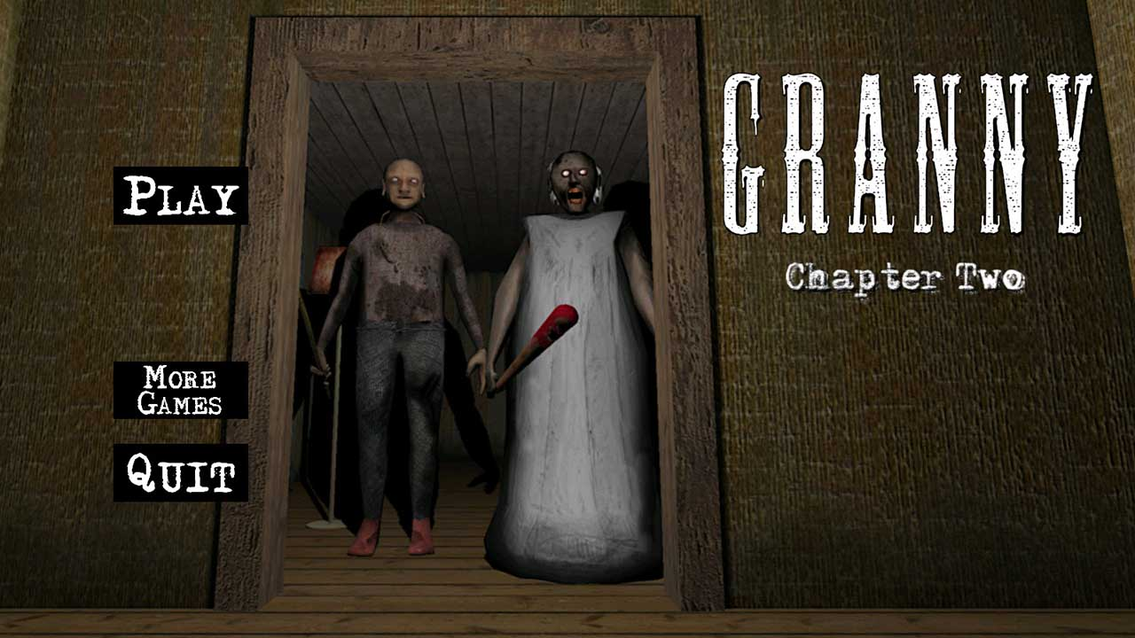 Play Granny: Chapter Two on PC