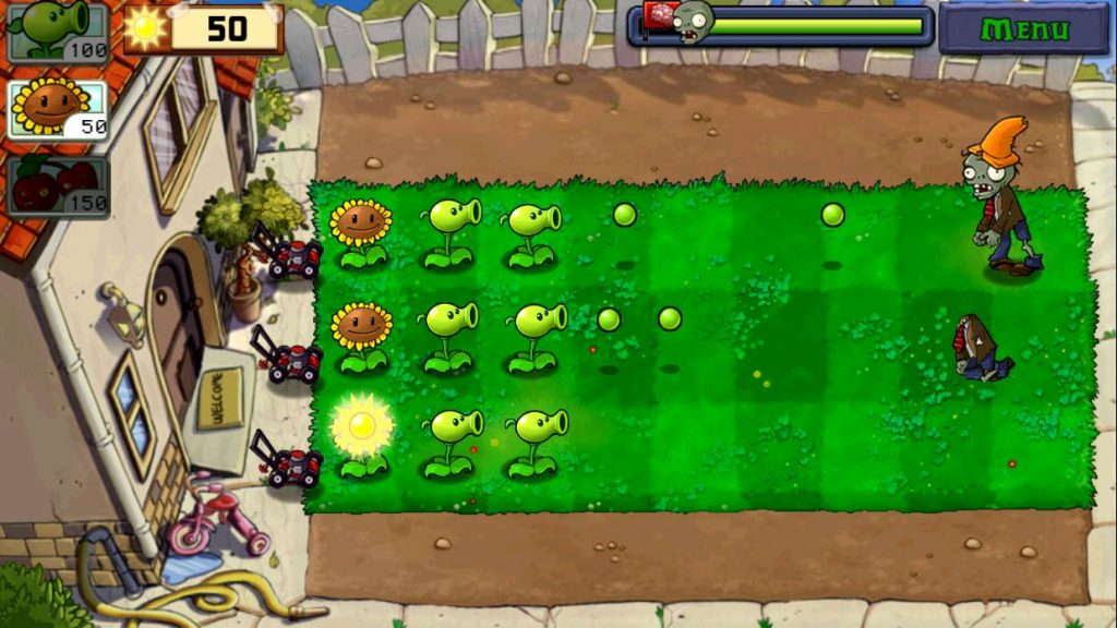 Play Plants vs. Zombies FREE on PC