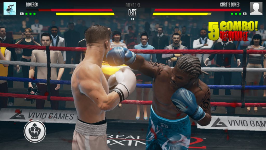 Play Real Boxing 2 on PC