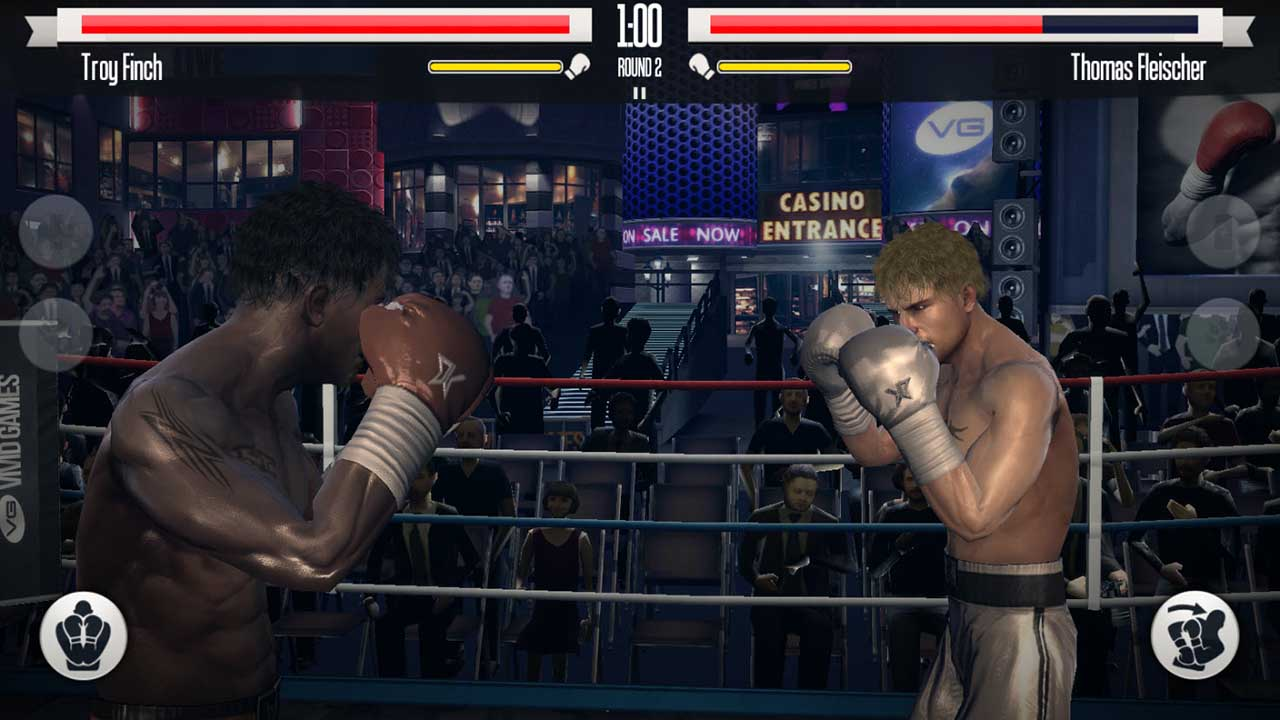 Play Real Boxing – Fighting Game on PC