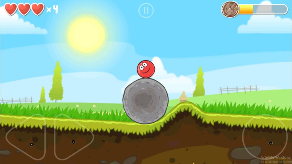 Play Red Ball 4 on PC