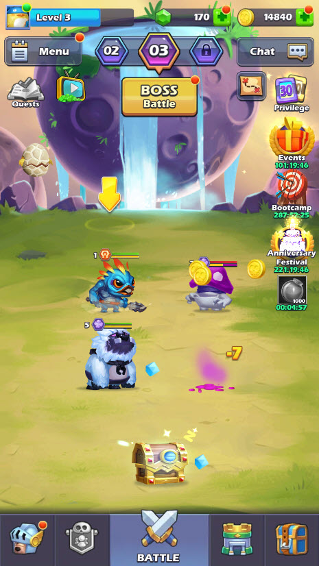 Play Taptap Heroes on PC