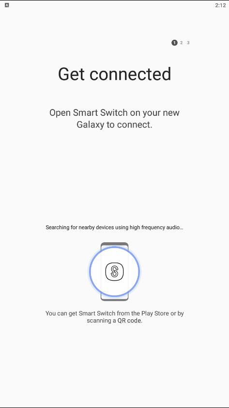 Samsung Smart Switch Mobile For PC