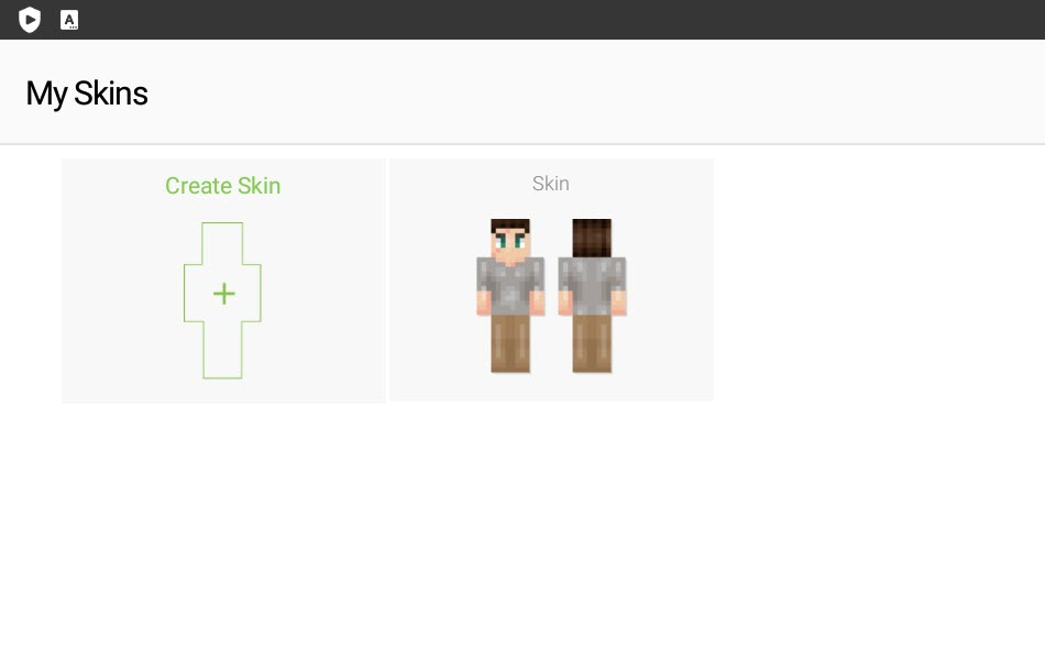 Skinseed for Minecraft For PC