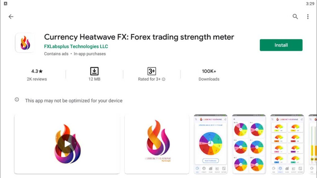 Download and Install Currency Heatwave FX For PC (Windows 10/8/7)