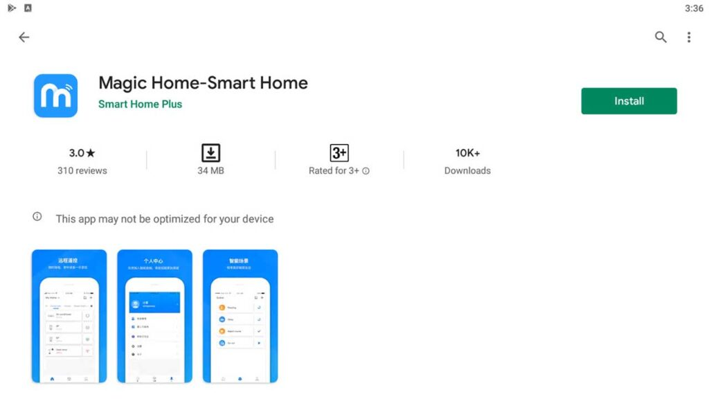Download & Install Magic Home-Smart Home for PC (Windows 10/8/7)