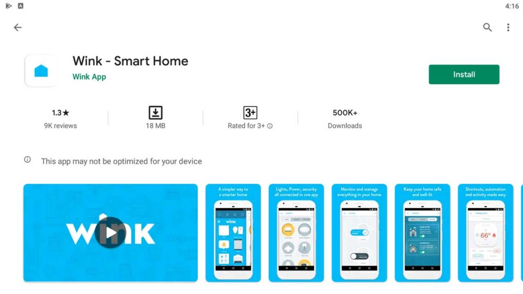 Download & Install Wink - Smart Home For PC (Windows 10/8/7)
