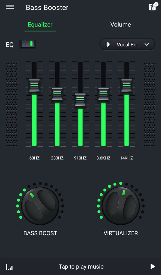 Equalizer Bass Booster for PC