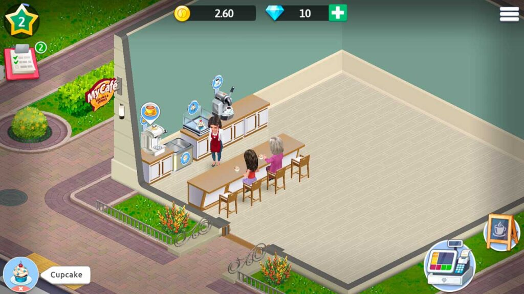 My Cafe - Restaurant game For PC