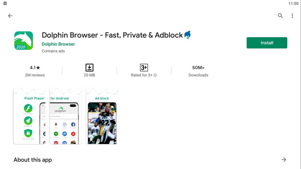 Download and Install Dolphin Browser For PC (Windows 10/8/7)