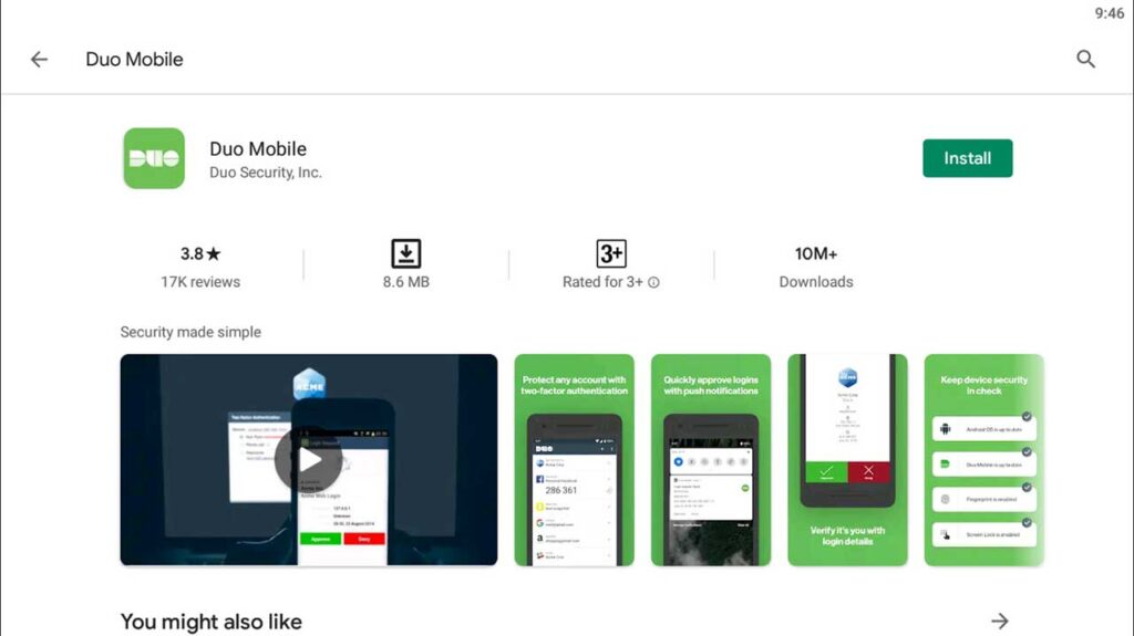 Download and Install Duo Mobile For PC (Windows 10/8/7)
