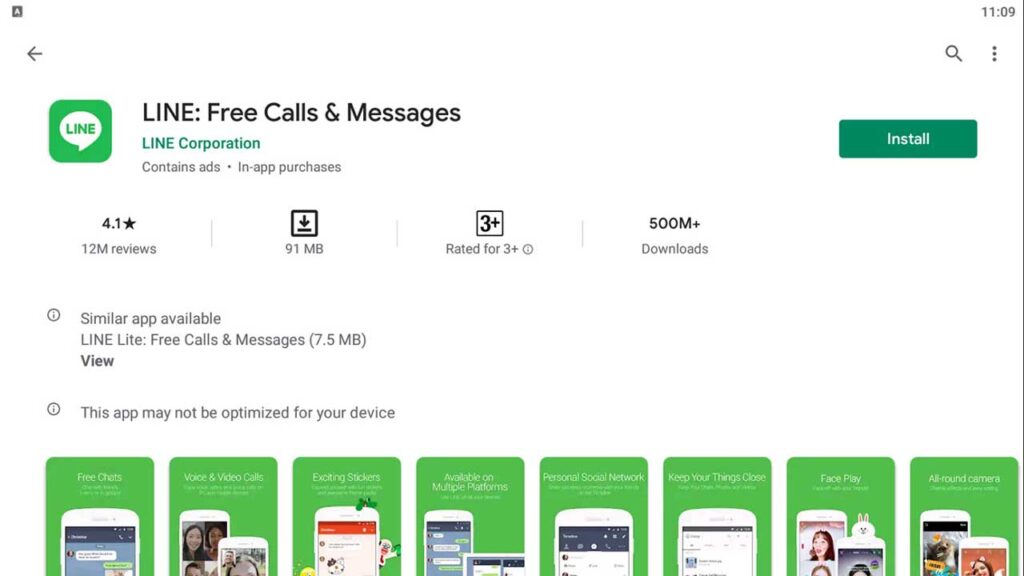 Download and Install LINE: Free Calls & Messages For PC (Windows 10/8/7)