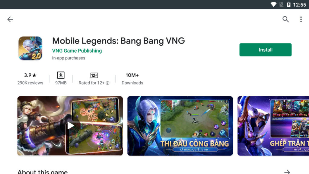Download and Install Mobile Legends: Bang Bang For PC (Windows 10/8/7)