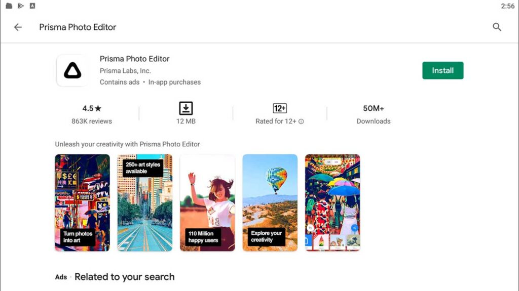 How To Download and Install Prisma Photo Editor on PC Windows 10