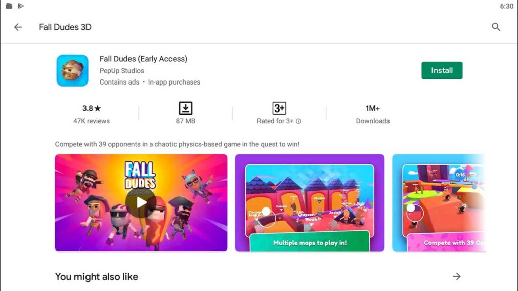 Download and Install Fall Dudes 3DFor PC (Windows 10/8/7)